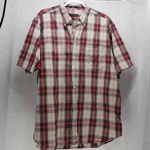 Nautica Men's Button up XXL shirt